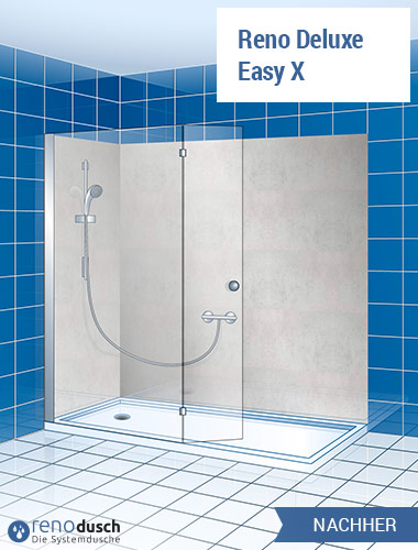 system wanne zur dusche badewanne raus dusche rein. Black Bedroom Furniture Sets. Home Design Ideas
